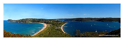 Barrenjoey headland -Palm beach Sydney Australia landscape art print