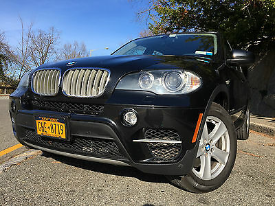 2011 BMW X5 xDrive35d Sport Utility 4-Door 2011 BMW X5 XDrive 35D Navigation Back Up Camera, DVD, Park Distance NORESERVE !
