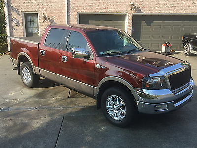 2005 Ford F-150 King Ranch 2005 King Ranch Used 5.4L V8 24V Automatic 4WD Pickup Truck  Loaded!