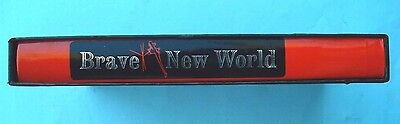 BRAVE NEW WORLD by ALDOUS HUXLEY As new, fine book Heritage Cased w/Sandglass