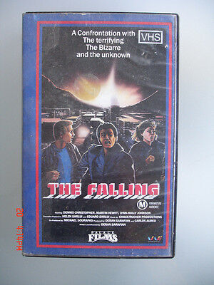 The Falling - Palace Video -  Vhs Video Tape