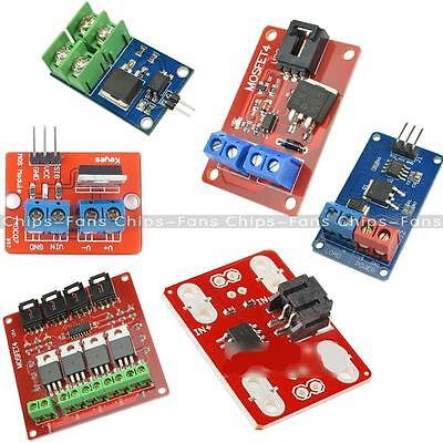 1/4 Channel 1/4 Route MOSFET Button IRF520 IRF540 + MOSFET Current Switch Module