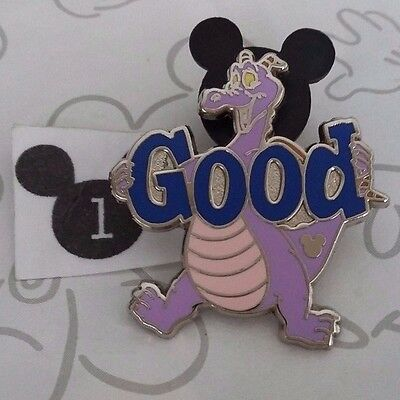 Figment Good Collection 2011 Hidden Mickey WDW Dragon Disney Pin Buy 2 Save $