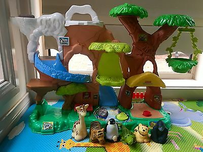 Fisher Price Little Talkers Zoo