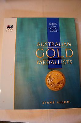 Olympic Games Collectable - Sydney 2000 - Australian Gold Medallists -17 x $4.50