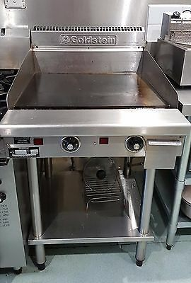 Goldstein 800 Series Griddle Electric Gpedb-24