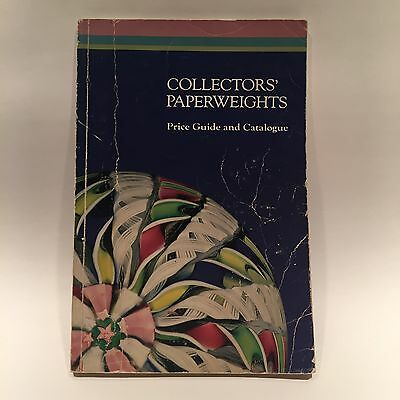 Collectors Paperweights Price Guide and Catalogue L.H. Selman 1981