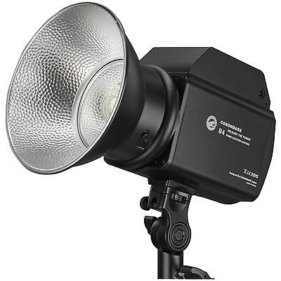 400W Pro Comet Mount Portable Flash de Studio Monolight Outdoor Strobe +Batterie