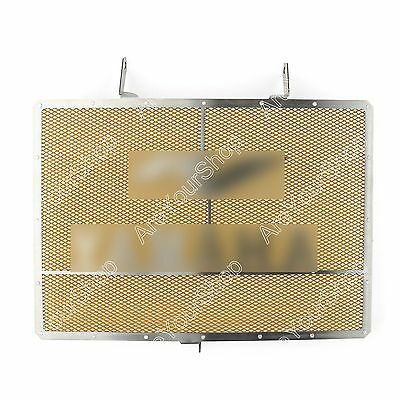 Radiator Cooler Water Cooled Guard Cover For Yamaha R1 2004-2006 05 Gold AU