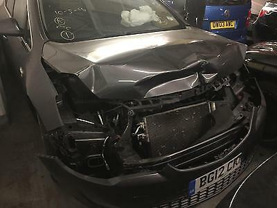 2012 Vauxhall Astra 1.6i VVT 16v Sri - Starts And Drives