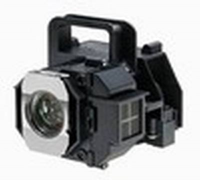 Original Inside Projector Lamp with cage  for EPSON ELPLP49