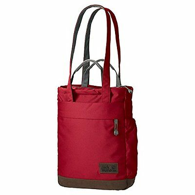 Jack Wolfskin Piccadilly Backpack, Indian Red, One Size