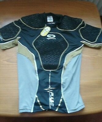 adult rugby body protection medium large and xl  sold separately