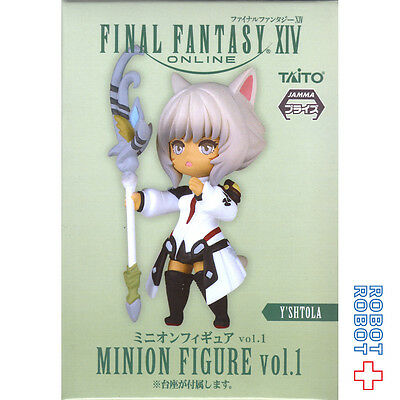Y'SHTOLA Final Fantasy XIV Minion Mini Figure vol.1 TAITO Japan Square Enix