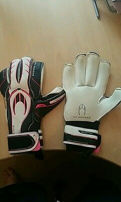 HO Ghotto Goalkeeper Gloves Size 11
