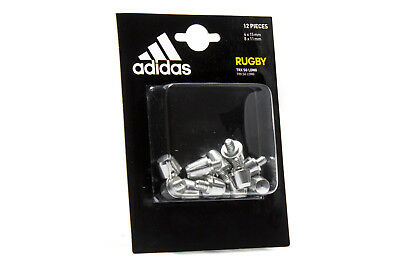 adidas Unisex TRX SG Long 11mm & 15mm Rugby Studs Boots Trainers Sports