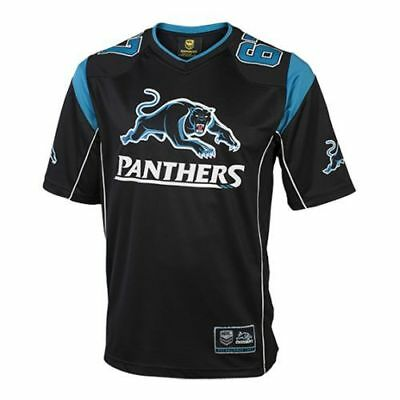 Penrith Panthers 2016 NRL Mens NFL Gridiron Jersey BNWT Rugby League Clothing