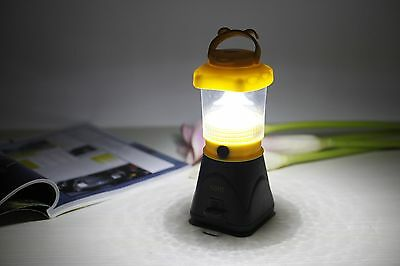 EBAT Outdoor Solar 24LED Camping Light with tail solar panel charging Night lamp