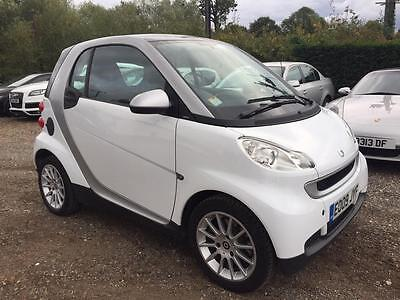 2009 Smart fortwo 1.0 (71bhp) Passion