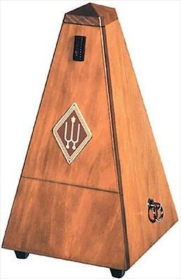 Wittner Wooden Metronome Nut Brown Matt 803M **NEW**