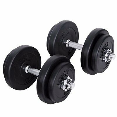 20 KG Adjustable Dumbbell Set Gym Equipment Muscles Weights