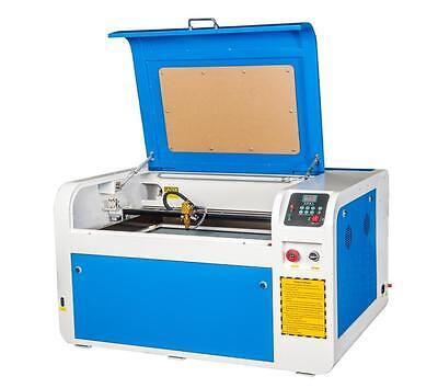 50W CO2 USB Laser Engraving Cutting Machine with USB High Precise 600*400mm
