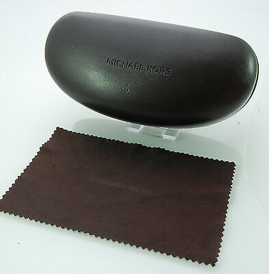 Michael Kors Sunglasses Case & Cleaning Cloth