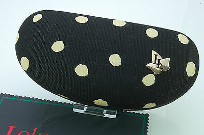 Lolita Lempicka Sunglasses Case & Cleaning Cloth