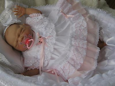 Beautiful Reborn Baby Girl - Angelina by Cindy Musgrove Sold out kit