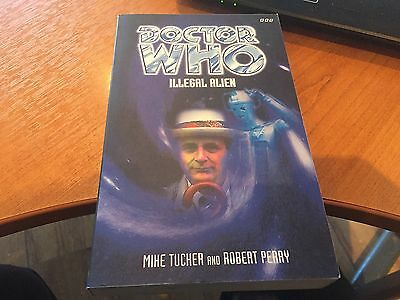 Doctor Dr Who Bbc Missing Adventure Pb - Illegal Alien