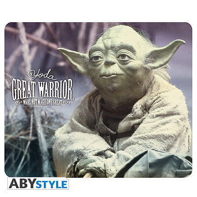 Star Wars Yoda Dagobah Mousepad IT IMPORT ABYSTYLE