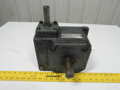 White Storage & Retrieval Systems F1325-3 Gearbox Speed Reducer 35:1 Ratio