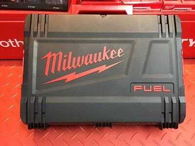 Milwaukee M18ONEPD-502X Empty Case with Removable Insert