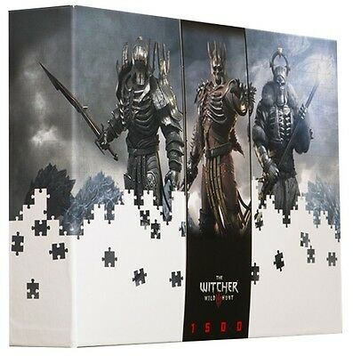 The Witcher 3: Wild Hunt - Puzzle | Generals | 1500 Teile + Poster | NEU & OVP