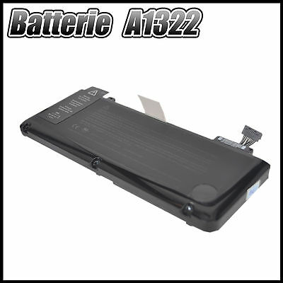 "Batterie pour apple macbook pro 13""10.95V 6100mAh A1322 A1278  60Wh"