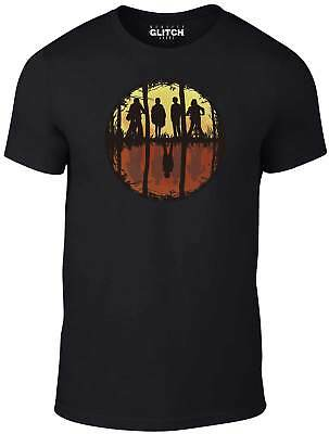 Men's Stranger Mirror T-Shirt - Inspired by Stranger Things TV Netflix Hawkins