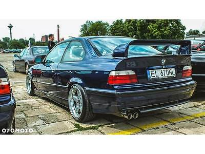 Bmw E36 Coupe M3 Gt2 Spoiler With Risers