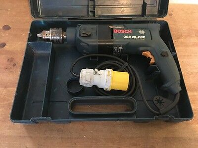 Bosch GSB 20-2RE Profesional Corded Drill 110v