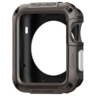 Apple Watch 42mm Case Extreme Heavy Duty Protection Built In Screen Protector