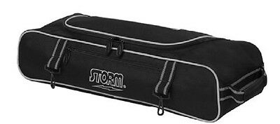 Storm 3 Ball Tote Add On XL Shoe Bag for Storm 3 Ball Tote Bowling Bag Black