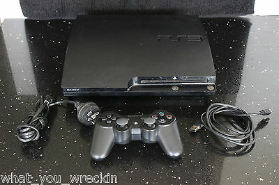 Sony Playstation 3 Slim Console - Ps3 - 250Gb - Cech-2002C + Controller
