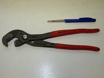 PINCE KNIPEX 8741 250  AJUSTABLE 10 A 32 mm      NEUF