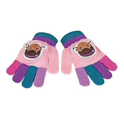 Disney Doc Mcstuffins Child/Girls Winter Magic Gloves - One Size