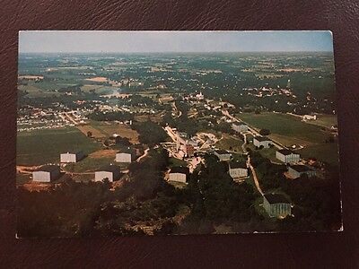 Bardstown Nelson County Kentucky Seat Aerial View distilling Barton Bourbons