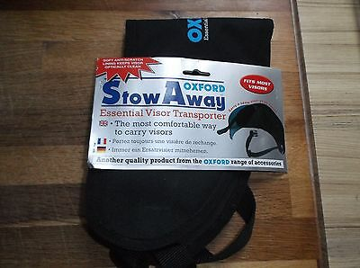 Oxford StowAway Essential Visor Transport Pouch