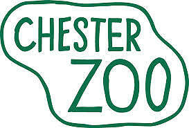 Chester Zoo tickets - x2 Child