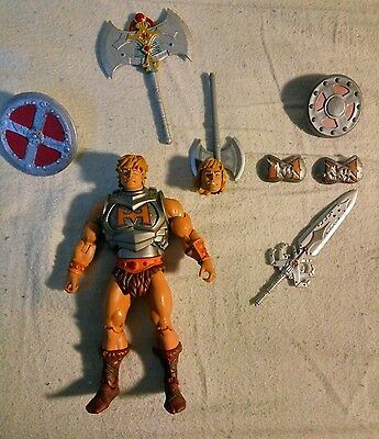 Motuc Masters Of The Universe Classics Battle armor He-Man