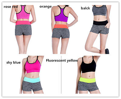 Running Shorts For Women Tracksuit Gymnastic Female Women's Suits For Fitness