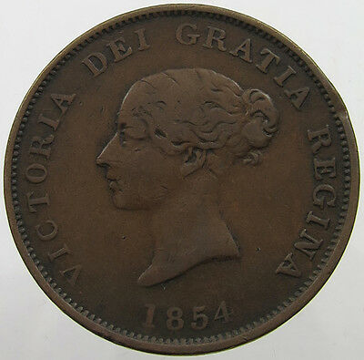 Canada Penny 1854 New Brunswick  #lm 127