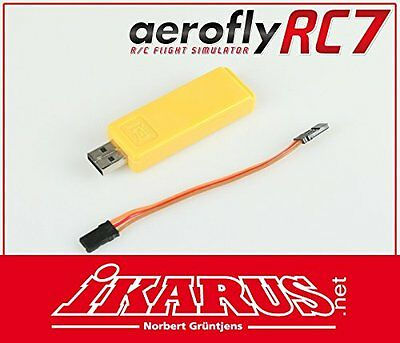 IKARUS USB-Interfaceset #3031020 for sumsignal receiver